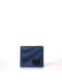 portafogli poliestere blu