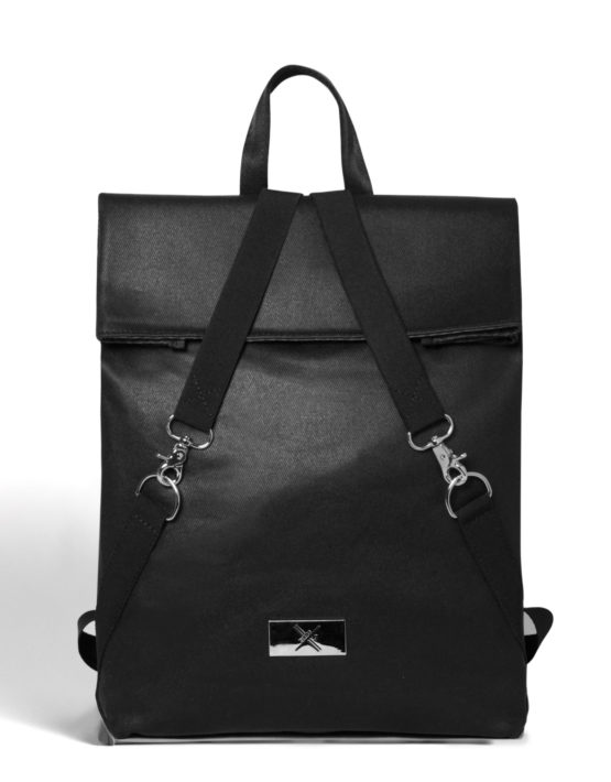 milano canvas nero fr